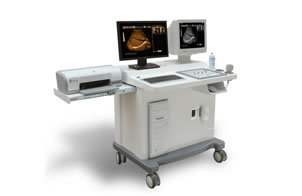 ML-3018II Digital Luxury Ultrasound Scanner with Image Workstation